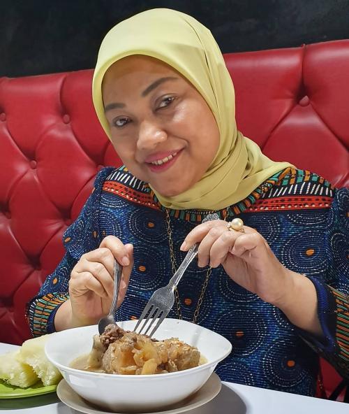 Menteri kulineran