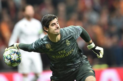 Kiper Real Madrid, Thibaut Courtois