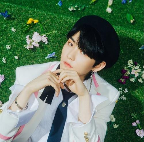 Hwall eks The Boyz