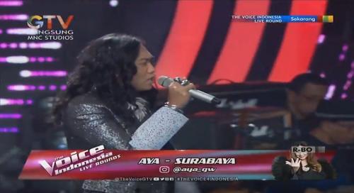 Aya The Voice