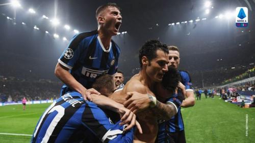 Inter Milan (Foto: Twitter/@SerieA_EN)