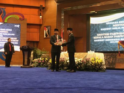 Wishnutama sukses menonjolkan nilai-nilai kebudayaan Indonesia,