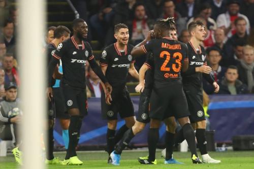 Chelsea sukses menang 1-0 di markas Ajax Amsterdam (Foto: UEFA)