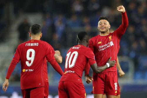 Liverpool vs Arsenal di Piala Liga Inggris 2019-2020