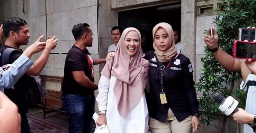 Kuasa hukum sambut baik keputusan Kejaksaan Negeri Jakarta Selatan untuk menempatkan trio ikan asin di Polda Metro Jaya. (Foto: Okezone)