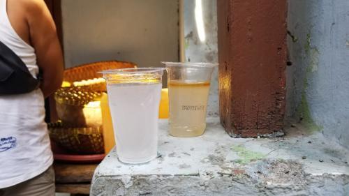 Air Keran Campur Minyak (Isti)