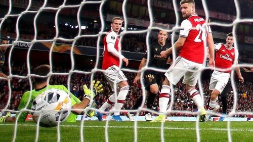 Arsenal vs Vitoria Guimaraes
