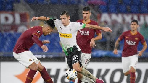 AS Roma vs Borussia Monchengladbach