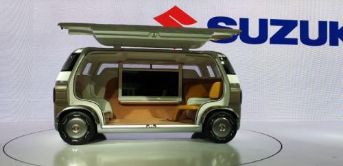 Suzuki TMS