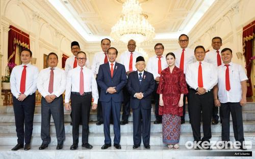 Wamen Kabinet Indonesia Maju