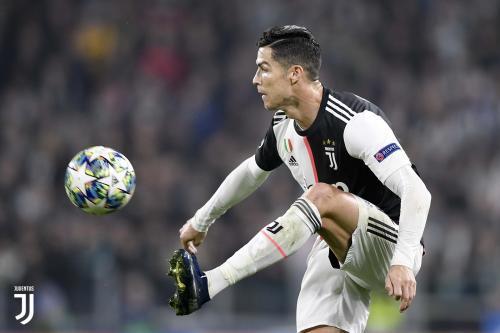 Cristiano Ronaldo (Foto: Twitter/@juventusfcen)