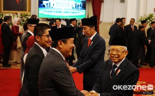 Intip Akun Instagram dan Twitter Para Menteri Kabinet Indonesia Maju