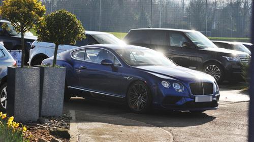 Bentley Continental GT (Foto: Istimewa)