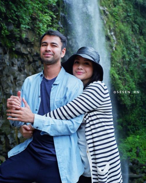 Raffi Ahmad akan mengklarifikasi peredaran video syur mirip Nagita Slavina. (Foto: Instagram/@raffinagita1717)
