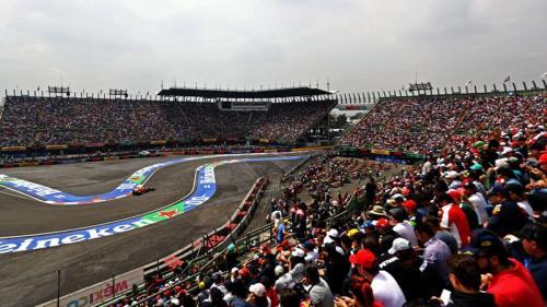 F1 GP Meksiko 2019