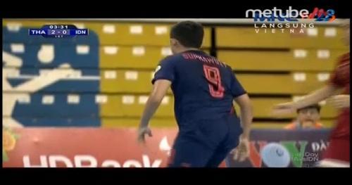 Final Piala AFF Futsal 2019