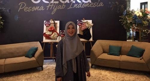 Mencari bahan hijab untuk cuaca panas