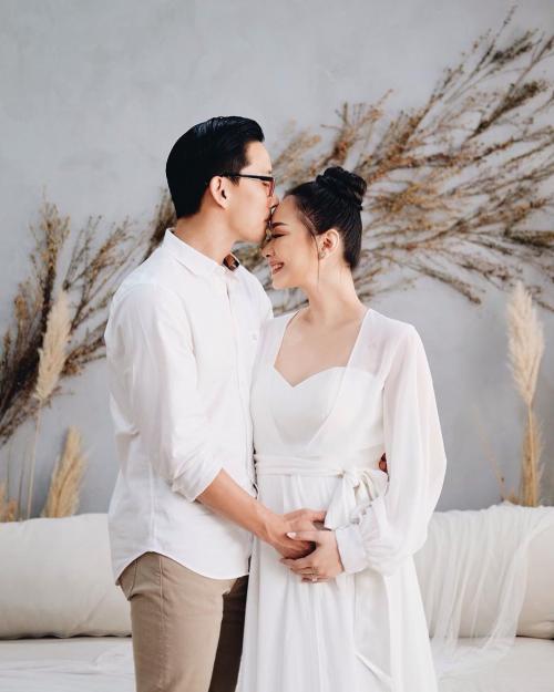Yuanita Christiani dan suami