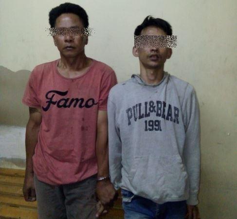 Dua pencuri spesialis rumah kosong di Depok ditembak polisi. (Foto : Ist)