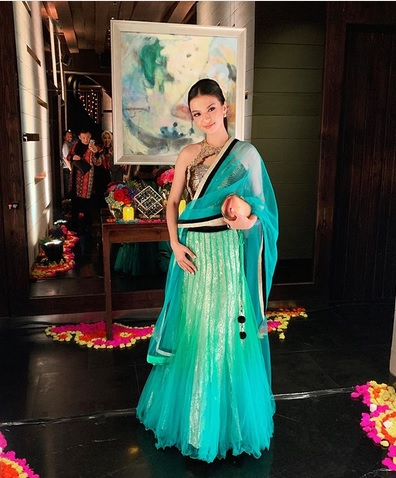 Raline Shah