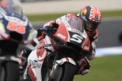 Johann Zarco memperkuat LCR Honda di tiga balapan terakhir (Foto: MotoGP)
