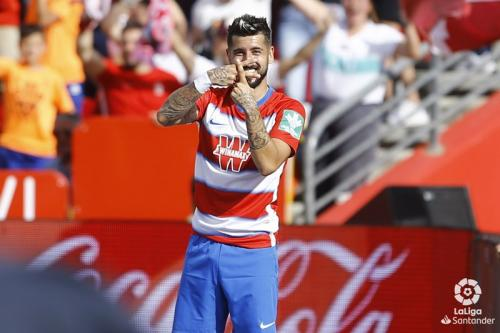 Granada di Liga Spanyol 2019-2020