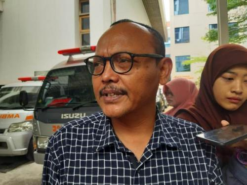 Anggota DPRD DKI Jakarta Fraksi Gerindra Syarif (Foto : Okezone.com/Sarah Hutagaol)