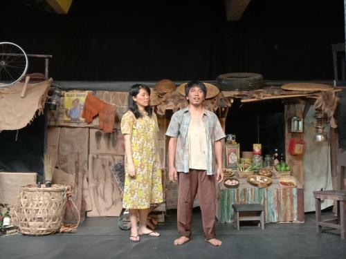 Teater Koma - JJ Sampah-Sampah Kota