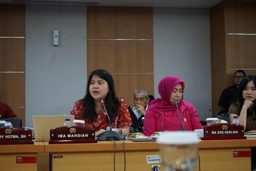 Anggota Komisi E DPRD DKI Jakarta Ima Mahdiah (Foto : Istimewa)