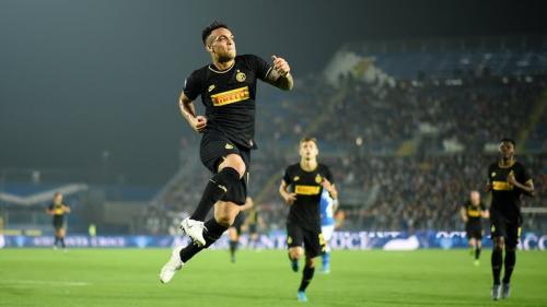 Brescia vs Inter Milan (Foto: Reuters)