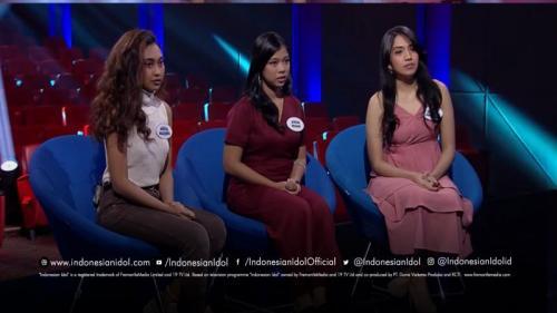 Proses eliminasi di Indonesian Idol 2019