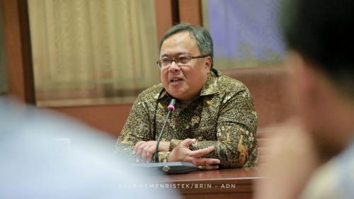 Kepala BRIN Bambang Brodjonegoro