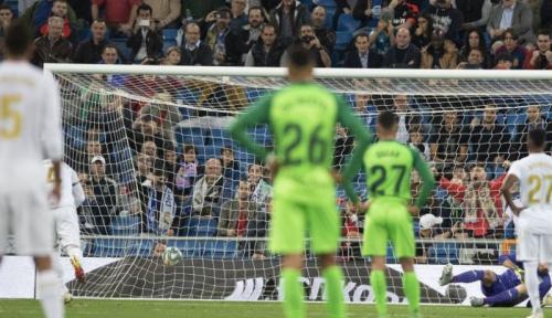 Real Madrid berpesta gol ke gawang Leganes (Foto: La Liga)