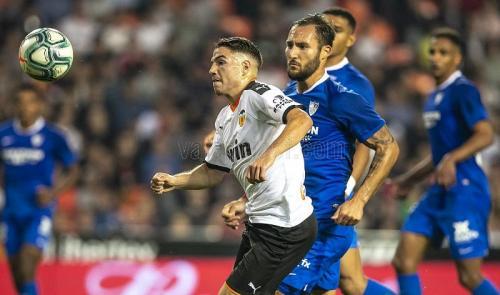 Valencia bermain imbang 1-1 dengan Sevilla (Foto: Twitter/Valencia)