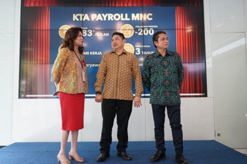 KTA Payroll MNC Bank