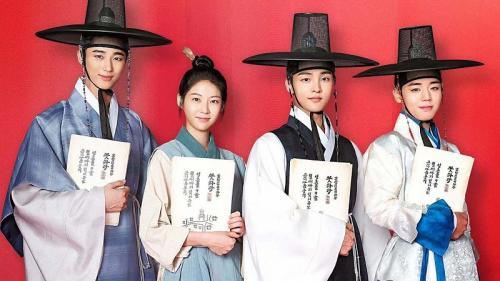 Flower Crew: Joseon Marriage Agency berhasil mempertahankan peringkat ketiganya. (Foto: JTBC)