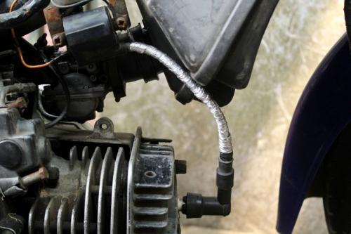 Busi sepeda motor