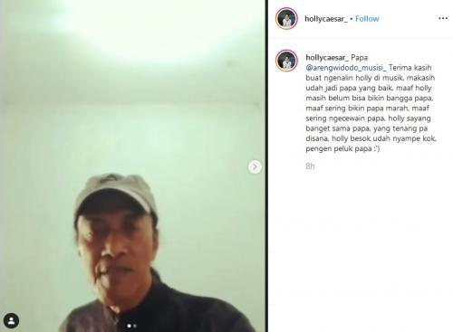 Areng Widodo meninggal dunia