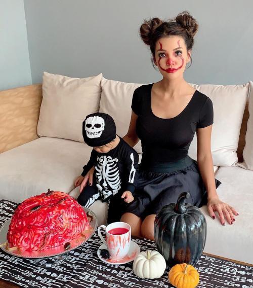 Farah Quinn Halloween