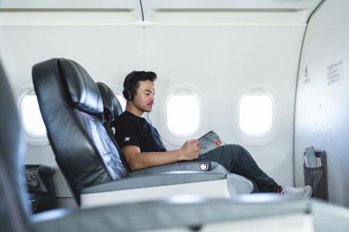 Dion di pesawat