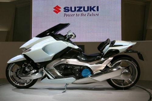 Motor Listrik Suzuki