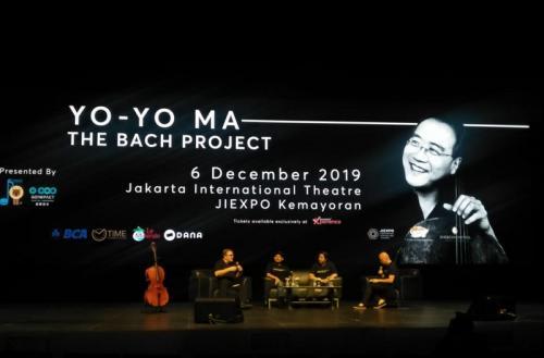 Konser Yo-Yo Ma