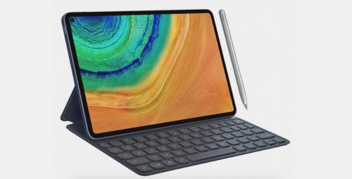 Huawei menyiapkan tablet premium baru yang dinamakan MatePad Pro.
