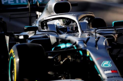 Valtteri Bottas fokus ketika balapan berlangsung