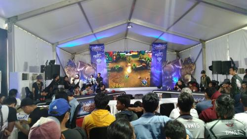 Tim DFN Esports menaruh harapan agar dapat menang pada turnamen esports game Mobile Legends di MNC Fest 2019.