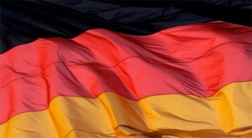 Ilustrasi Bendera Jerman
