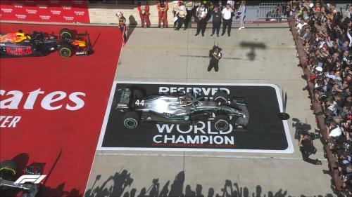 Lewis Hamilton (Foto: @F1/Twitter)