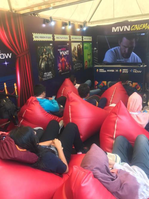 MNC Vision Hadirkan MVN Cinema untuk Rayakan Ulang Tahun MNC Group