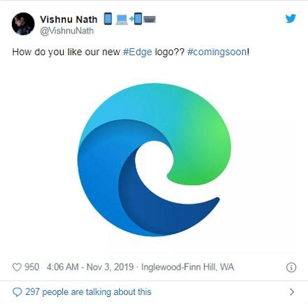 Microsoft Perkenalkan Logo Baru untuk Browser Edge