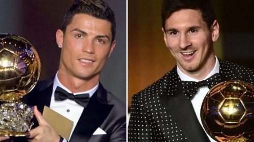 Cristiano Ronaldo dan Lionel Messi dominasi penghargaan Ballon dOr